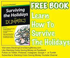 holidays for dummies free books wiley s surviving the holidays for dummies ebook
