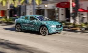 koenigsegg prototype 2019 jaguar i pace electric suv prototype ride review car and
