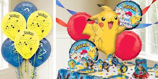 pokemon balloons party city