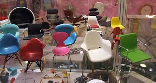 miniature designer chairs eames mini chair furniture toy buy