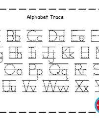 printable worksheets for preschoolers the alphabets worksheet