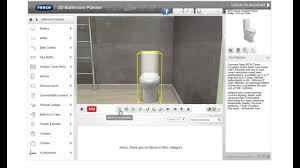 Bathroom Planner Tutorial 1 Getting Started Reece 3d Bathroom Planner Youtube