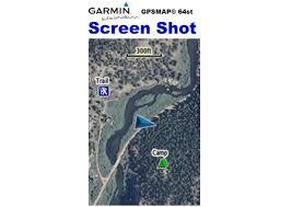 Gps Map Garmin Gpsmap 64st Handheld Gps Preloaded Nz Australia Topo