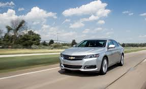 2014 chevrolet impala 2 5 lt test u2013 review u2013 car and driver