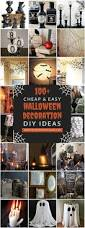 Halloween Party Decoration Ideas Cheap by 100 Cheap And Easy Halloween Decor Diy Ideas Easy Halloween Diy