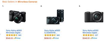 sony a6000 best buy black friday deals the ultimate black friday deals roundup new a7rii a7sii a6000