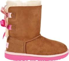 ugg boots sale childrens ugg bailey bow youth chestnut azalea