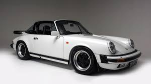 porsche targa white 911 carrera sport targa fully restored by porsche is just perfect