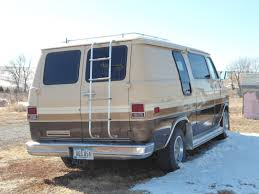 1983 Chevy Shortwide 4x4 - 1983 chevy diesel conversion van for sale in red oak iowa united