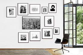 How To Design A Gallery Wall by How To Create A Gallery Wall At Home The Interiors Addict