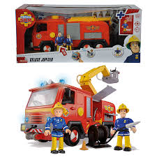 fireman sam fire engine jupiter toys australia join fun