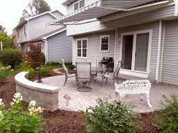 Patio Designer Archadeck S Patio Design With Gas L Post In Arlington Heights Il