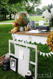 Baby Shower Outdoor Ideas - picnic in the park baby shower jones design company