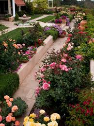 flower garden design ideas simple design ideas rose garden plans flowers pinterest