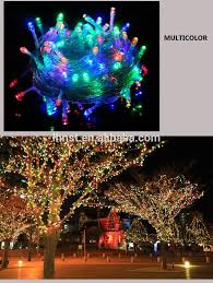 xmas lights for sale latest arrival top sale 7 colors 17m 55 8ft 100 led solar christmas