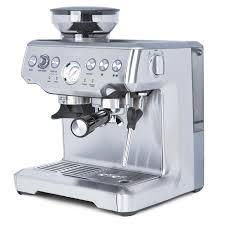 Coffee Grinder Espresso Machine Breville Barista Express Bes870xl U2013 Clive Coffee