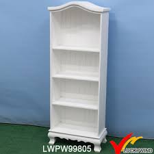 wood white furniture antique french style bookcase buy antique