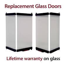 replacement glass doors heatilator fireplace doors