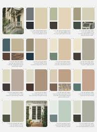 how to update the exterior of a ranch style house colors outside
