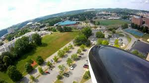 Wvu Evansdale Map Aerial View Of Wvu Evansdale Campus Youtube