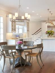 Cool  Chandeliers For Kitchen Tables Decorating Inspiration Of - Kitchen table light