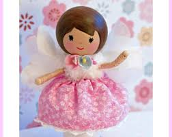 flower girl doll gift doll etsy
