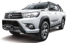 toyota hilux toyota hilux 2 4g at limited edition launched malaysia