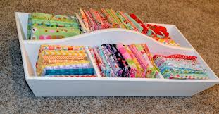 how to store your quilting fabric stash quarters and quilting