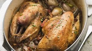 comment cuisiner un faisan au four faisans au four une recette facile