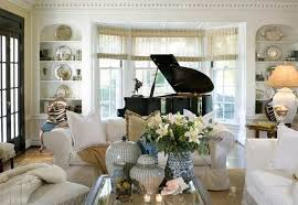 Traditional Living Room Tables White And Black Grand Piano For Traditional Living Room Plan