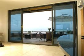 Glass Patio Door Mesmerizing Patio Panel Pet Door Wonderful Pane Patio Doors
