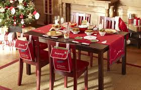 table beautiful table decorations for christmas nice new year