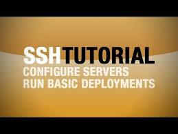 ssh yt preteen ssh tutorial basic server administration with ssh youtube