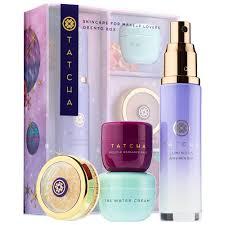 Tatcha Skin Care Reviews Skincare For Makeup Lovers Obento Box Tatcha Sephora