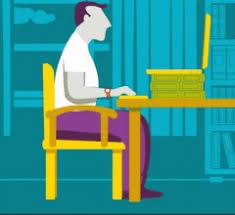 postura corretta scrivania postura corretta al pc come si deve stare seduti nelle diverse
