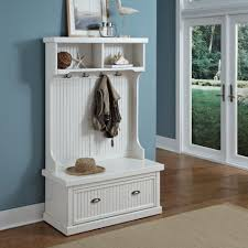Front Hall Bench by Furniture Minimalist Entryway Bench And Coat Rack Uttermost Riyo