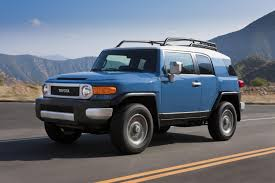 2014 toyota fj cruiser technical specifications and data engine