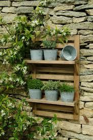 Herb Shelf Wall Mounted Planters Cozy Wall Hanging Planters Indoor Fancy