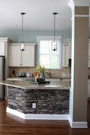 Kitchens With Bars And Islands Best 20 Stone Bar Ideas On Pinterest Stone Kitchen Island