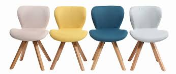 chaises grise chaises scandinaves grises chaise grise pied bois génial chaise
