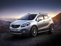 opel modified opel mokka tuning program by irmscher autoevolution