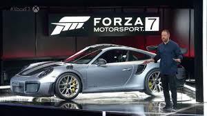 new porsche 911 2018 2018 porsche 911 gt2 rs revealed along with forza motorsport 7