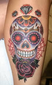 traditional skull tattoo meaning tattoo fantastic
