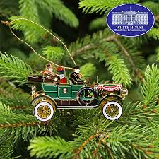 2012 white house william howard taft ornament
