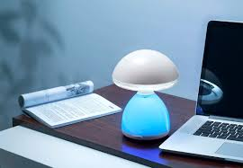 colorful color led table lamp factory led desk lamp with colorful