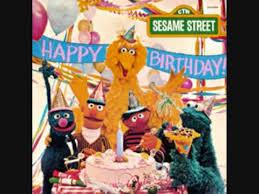 sesame birthday happy birthday from sesame audio