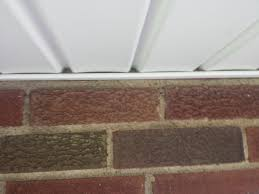 soffit how do i remove a panel from the ceiling of my side porch