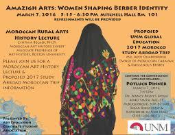amazigh arts women shaping berber identity department art