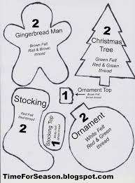 free printable christmas cutouts decorations u2013 festival collections