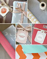 sided christmas wrapping paper gift wrap inspiration part 1
